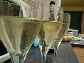 Prosecco to celebrate!